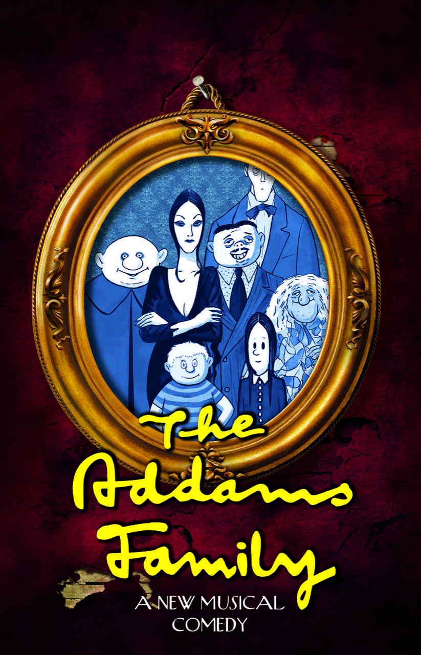 The Addams Family September 17th – November 8, 2020